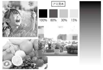 低解像度でPDF化した画像